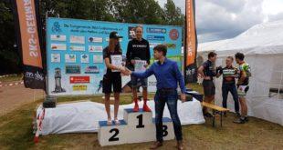 13. SKS Bilstein Bike Marathon Foto Siegerehrung